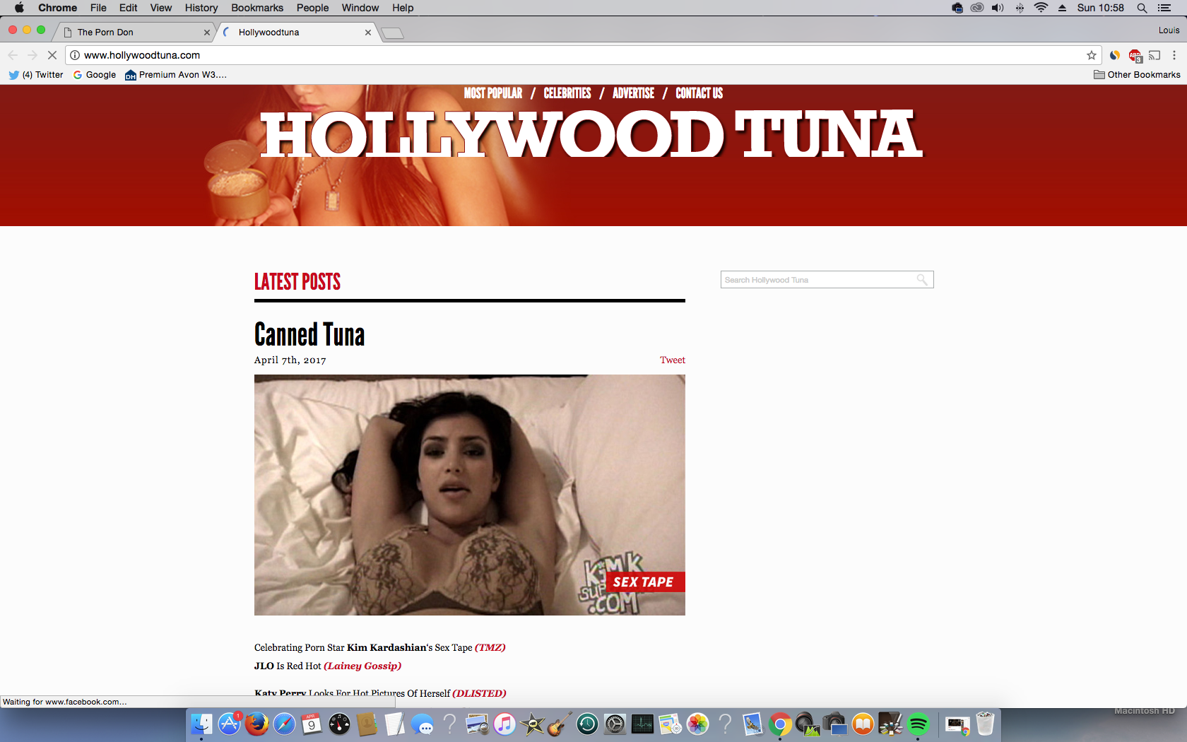HollywoodTuna