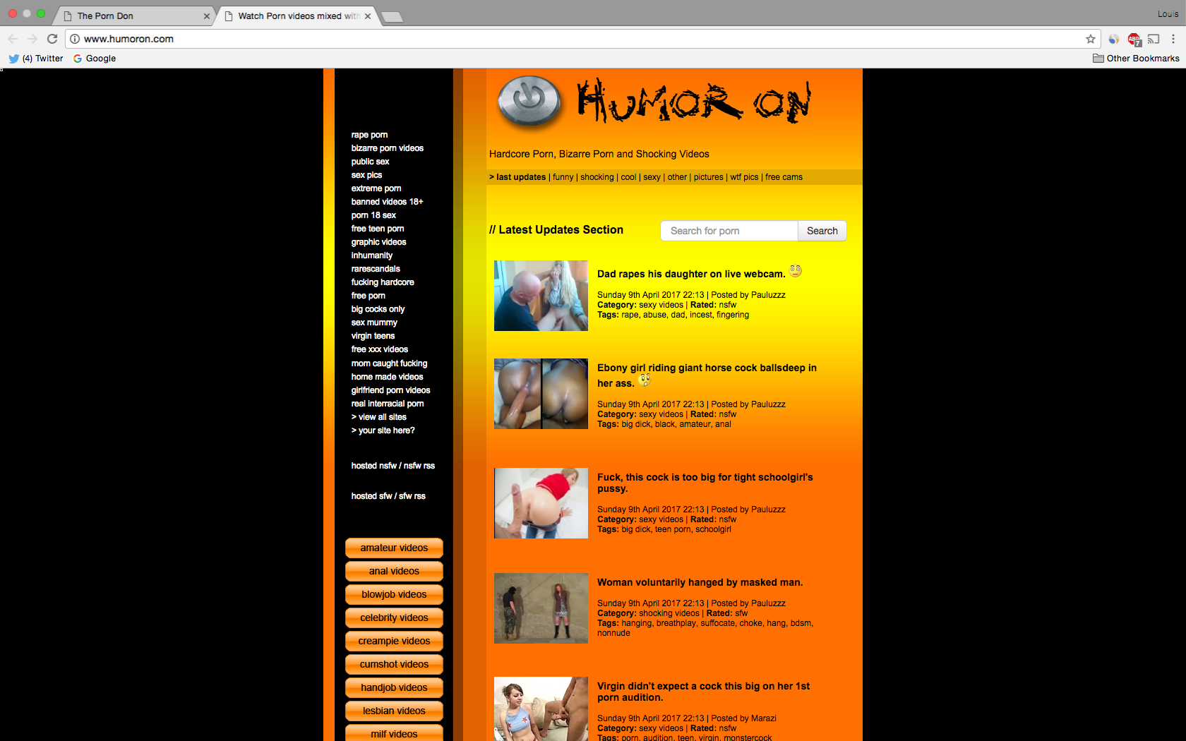Humoron