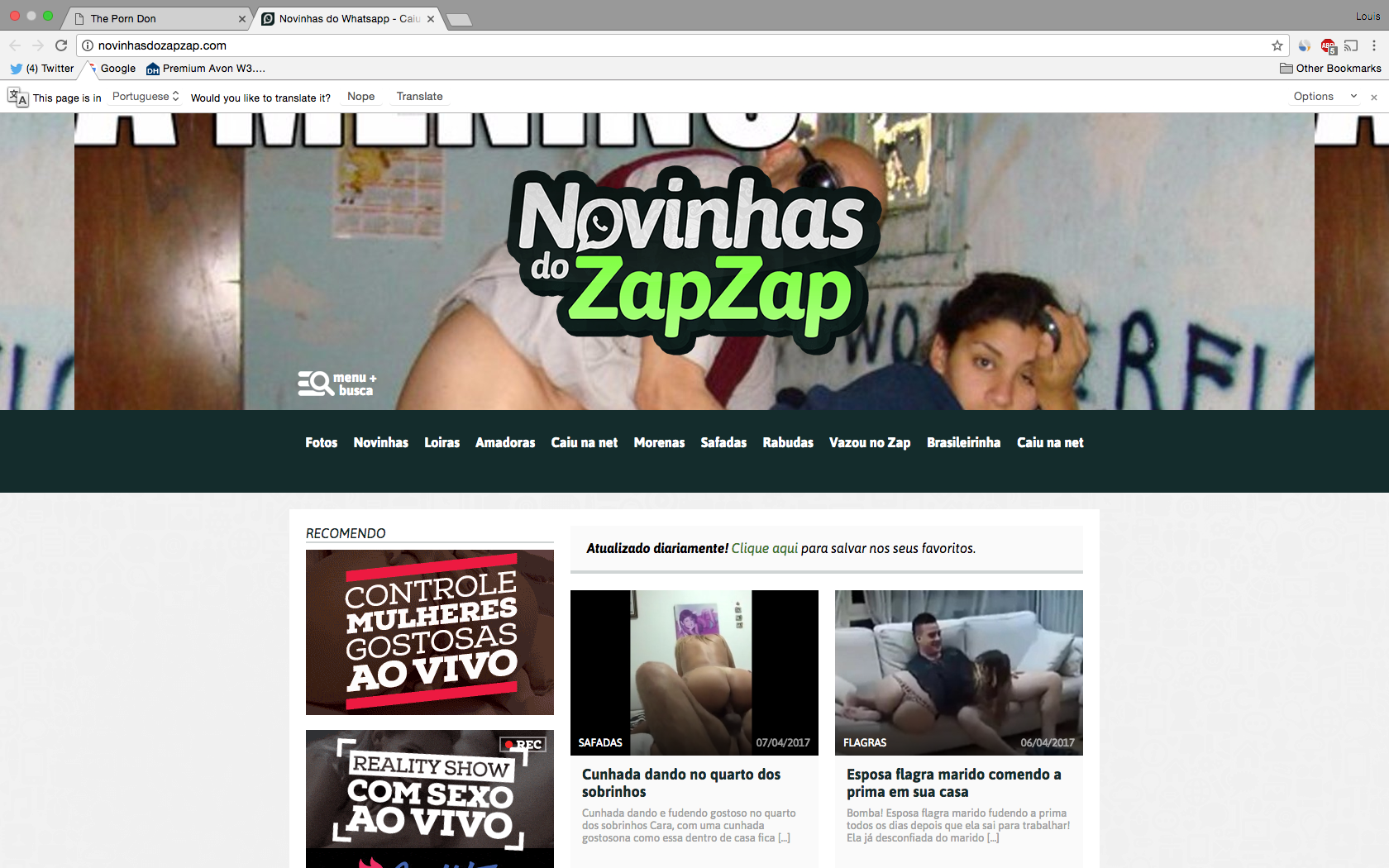 NovinhasDoZapZap