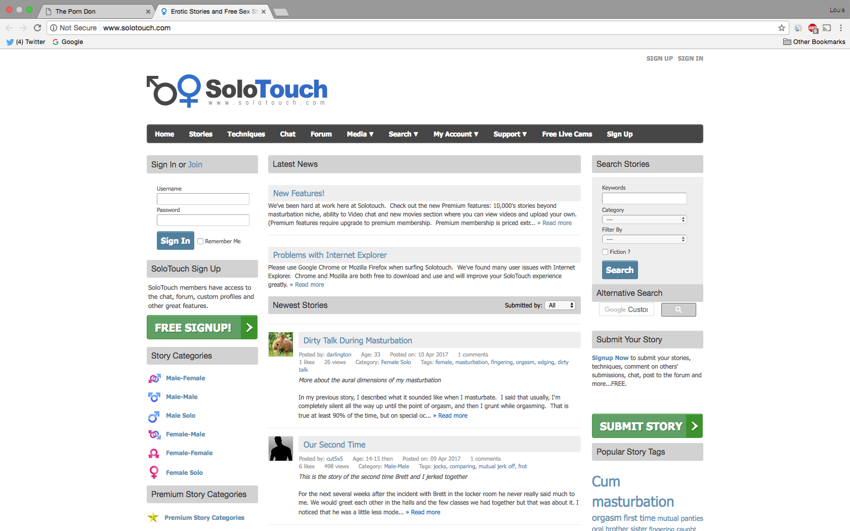SoloTouch
